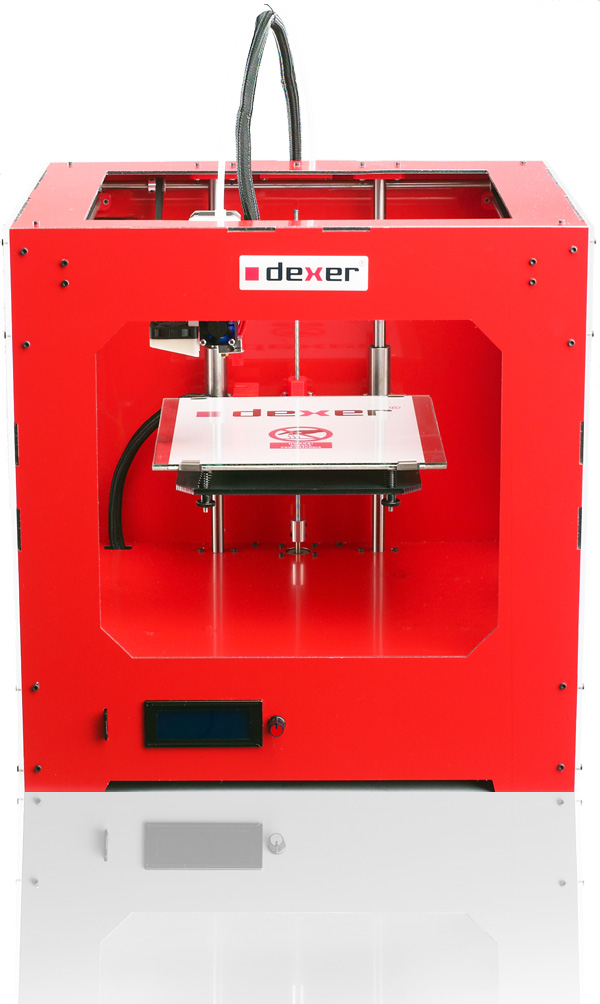 drukarka DEXER 3D mini