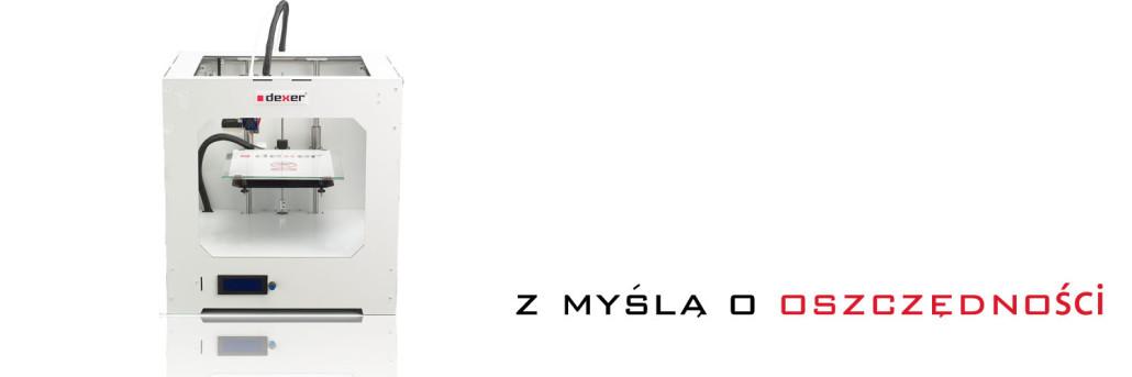 Drukarka 3D DEXER mini