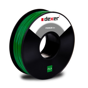 Ciemny zielony filament
