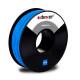 niebieski filament ABS