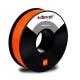 pomarańczowy filament ABS DEXER